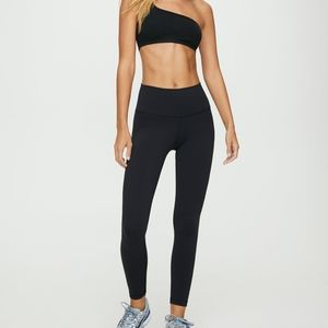 TNA GUC Black Atmosphere Pant Black with Grey Band